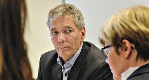 Sverre Gotaas forlater Kongsberg Gruppen til fordel for Herøya Industripark i Porsgrunn.