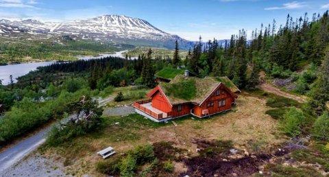 Solgt: Denne hytta ble solgt for 6,2 millioner kroner