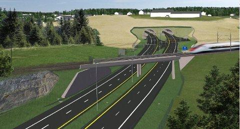 Statens vegvesen sier en mulig måte å bygge videre på E18 gjennom Follo uten å vente på penger i Nasjonal transportplan, er at veivesenet tar opp lån og forskutterer finansieringen for å bygge videre fra Retvet til Vinterbro.
