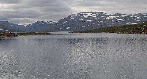 I området Balvatnet ble det målt 5,2 minusgrader natt til mandag.