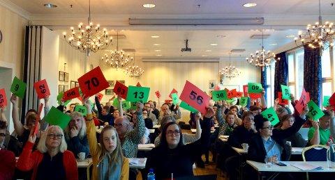 Møte i Tromsø: SV avviser forslaget til fylkessammenslåing