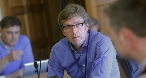 STREIK: Kommunedirektør Ole Bernt Thorbjørnsen i Haugesund håper ikke streiken eskalerer.