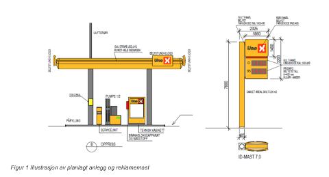Slik skal den nye pumpestasjonen på Seljestad se ut.