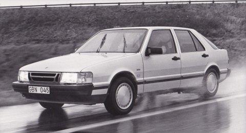 Saab 9000 var en bil som virkelig leverte på langtur, ikke minst når det gikk litt fort unna.