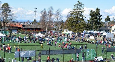 MÅ AVLYSE: Ekholt Ballklubb må avlyse Ekholt Cup 2020. Turneringen er en av klubbens viktigste inntektskilder.