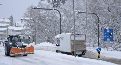ABILDSØ: Denne omstridte bommen skal bort og erstattes av nye bommer ved E6/Abildsø/Lambertseter.