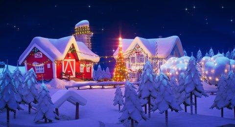 Jul på KuToppen