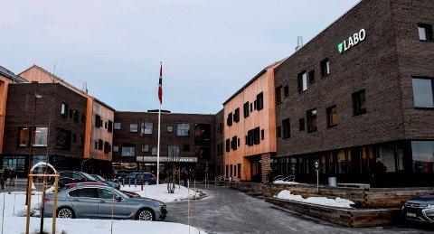 BRIST: Nylig ble det avdekket mulig sikkerhetsbrist i pasientvarslingssystemet på Labo i Østre Toten.