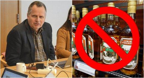 BOIKOTT: Jon Lurås (MDG) i Løten vil at kommunen kjører en akevittboikott mot sentrale myndighetspersoner i mobil- og bredbåndsbransjen som ikke bygger ut på bygda.