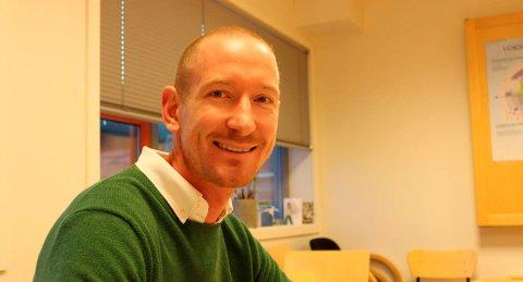LEDER UTVALG: Karsten Tønnevold Fiane (Sp) ny leder i teknisk utvalg.