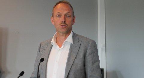 – Dette er Senterpartiet på sitt beste, sa varaordfører Torstein Dahl i Senterpartiet da han argumenterte for hvorfor posisjonen i Bamble sier nei til å bygge ned landbruksjord for boligutbygging.