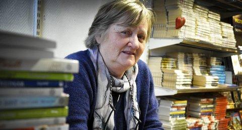 Haldis Skogheim har funnet kjærligheten på nytt, og velger derfor å pensjonere seg til sommeren. Men allerede skal hun ha funnet interessenter som vil overta butikken. Leve Bruktboka!