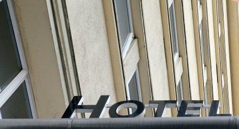 Dystre hotelltall for september.