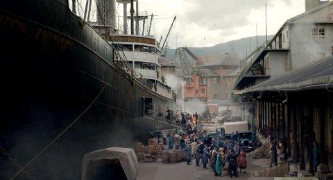 Premiere 1. juledag: Filmhøstens siste spillefilm ut er «Den største forbrytelsen», som blir å se 25. desember.