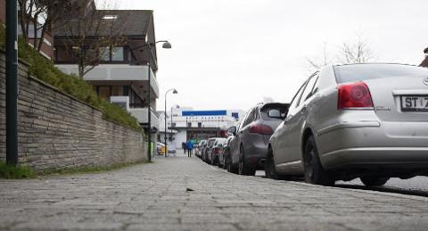 Det innføres parkeringsavgift i Sola sentrum fra nyttår på alle kommunale plasser.