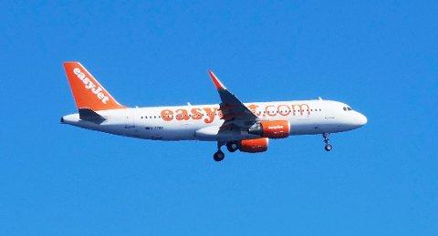 Mange lar seg irritere over mye når de flyr. Foto: Erik Johansen, NTB scanpix/ANB