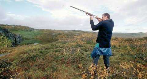 I Blåfjella-området i Halsa og deler av Surnadal får ikke jegerne skyte mer enn to ryper om dagen.