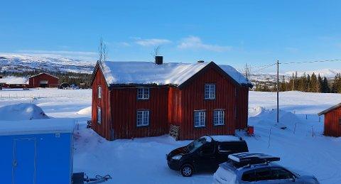 SNART HISTORIE: I 35 år har Bjørneggen gjort sin misjon som turisthytte på Stordalen. Nå er den stengt, og skal gjøres klar for riving.