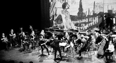 JAPANSK FOKUS: I morgen, tirsdag, er det gratis konsert med tema japansk film og tegneserier med lærerne fra kulturskolen i Nittedal. Stedet er Storsalen i Kulturverket Flammen. Gratis inngang.