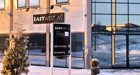 TAPTE: East West AS og selskapets aksjonærer tapte søksmålet mot Skjelland-familien og deres selskaper. East West har lokaler i næringsområdet på Barkåker.
