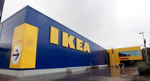 SATSING: IKEA har kjøpt to tomter i Vestby. Nå ligger det an til å bli varehus på Delijordet og lagerbygg på Deli Næringsfelt Øst.