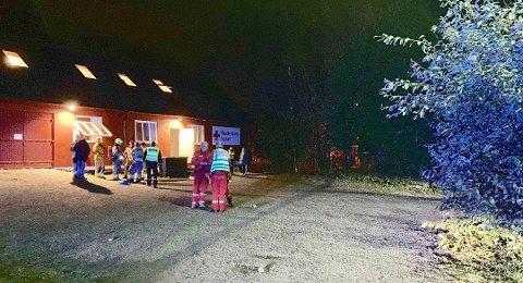 Natt til søndag: Fest med mindreårige førte til full utrykning