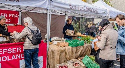 STORINNRYKK: Årets utgave av matmarkedet under festivalen SmakÅs kan bli det største noen gang, sier Steinar Kåsin i Ås kommune.