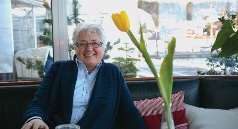 Elsa Pedersen flyttet til Risør ved nyttår, og har nå tatt opp en gammel drøm om å virke som lærer.