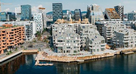 BYFEST: Oslo Byfestival arrageres i slutten av september.