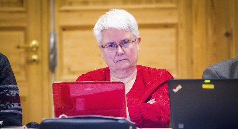 Anna K. Valle, gruppeleiar Lindås Sp, meiner omlegginga av eigedomsskatten må koma gjennom eit lovutval.