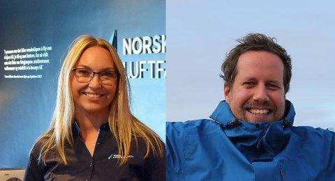 Tina Andersen og NRK-journalist Emil Harjo Indsetviken er blant de som har søkt på stillingen.