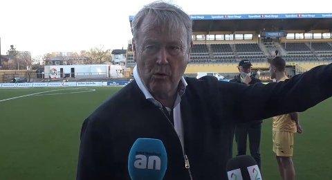 Åge Hareide raste mot publikum etter 2-2 på Aspmyra.