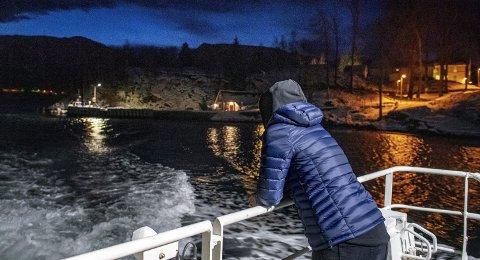 SISTE FANGE: Celina (41) soner en tolv år lang dom. Hun har tre år igjen, og ønsket å være på Ulvsnesøy. Nå blir hun i stedet plassert på Bredtvet kvinnefengsel i Oslo, der hun heller ikke får fortsette skolegangen hun har begynt på. – Jeg blir behandlet som skitt, sier Celina. ALLE FOTO: EIRIK HAGESÆTER / BA