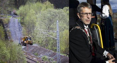 Ordfører på Voss Hans-Erik Ringkjøb er undrende til kriteriene som samferdselsetatene er bedt om å prioritere utfra.