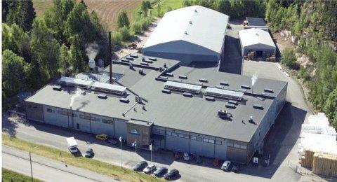 Finland: Jackon utvider og har nå  kjøpt 90 prosent av aksjene i det finske selskapet Pohjoismainen Solumuovi Oy. Bildet er av den finske fabrikken.foto: jackon