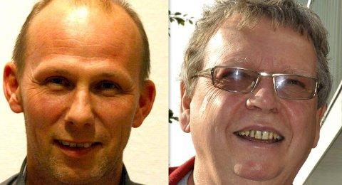 Jon Erik Eriksen og Svein Femtehjell