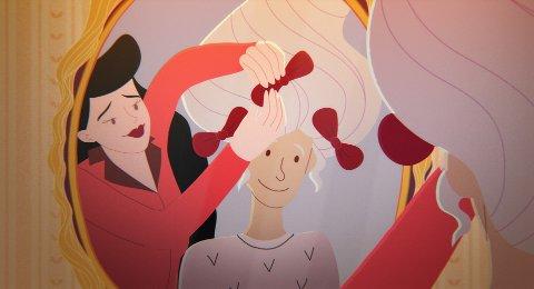 Åpningen av Fredrikstad Animation Festival inkluderer verdenspremière på «Frisørsalongen på Frydenlund» av Hanne Berkaak -  en film om hår basert på virkelige hendelser fra Narvik under andre verdenskrig.