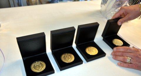 Regjeringens minnemedalje: Det er ventet at flere kommuner vil nominere innbyggere til medaljen.