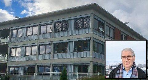 UTBRUDD: Fire ansatte og tre brukere ved bofellesskapet Solgløtt i Gran har testet positivt på korona i løpet av en måned. Kommuneoverlege Are Løken sier det siste tilfellet var overraskende.