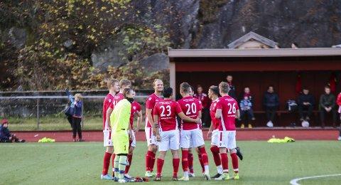 Kretsmeistrar: OFK a-lag vann kretsmeisterskapet for 7. divisjon, med 7–2 siger over Ørnen i finalen søndag.arkivfoto: Inga Øygard Jaastad