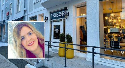 APRIL: Fra april er Kristin Dankertsen å finne i Hårnys lokaler.