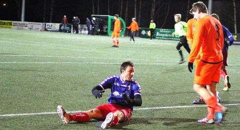 Lasse Bergan Foss og Fet får det tøft mot Rælingen lørdag. De har flere viktige spillere ute.