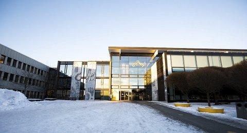FÅR MER: Studenter over hele landet, slik som her på OsloMet på Kjeller får nå over 11.000 kroner mer i studiestøtte.