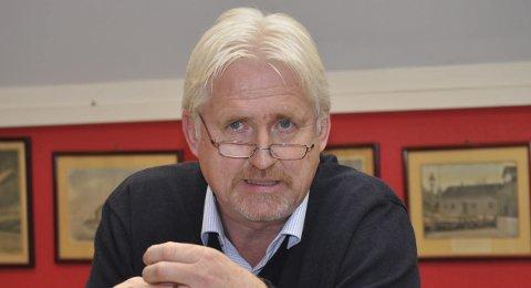 Ber om vurdering: Reidar Skoglund (H) vil at kontrollutvalget skal se på ordførerens uttalelse til Sørsmolts konsesjonssøknad.