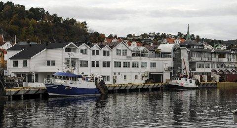 Fiskebrygga i Kragerø.8Arkivfoto: Jimmy Åsen