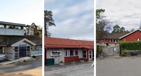 Hellekirken, Siritun og Kalstad barnehager er tre av de åtte kommunale barnehagene.
