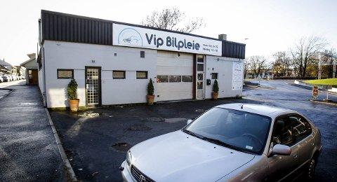 VIP-stengt: Vip Bilbleie ble stengt på dagen onsdag.