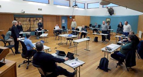 INNSTILLER PÅ SALG: Namsos formannskap har kommet med sin innstilling før torsdagens kommunestyremøte, som imøteses med stor interesse.