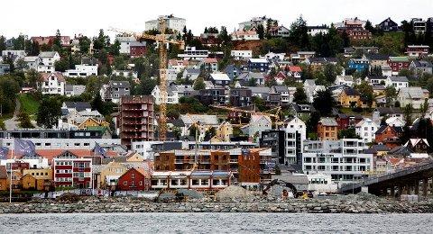 KAN ØKE MER: Eiendomsskatten i Tromsø kan stige etter et forslag fra administrasjonssjef Britt Elin Steinveg.