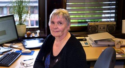Optimist: – Vi har vurdert mange ulike løsninger, og står tilbake med forslaget som ble lagt fram for halvannet år siden, sier Aud-Inger Ystgaard, tjenesteleder helse i Gjøvik kommune. Arkivfoto